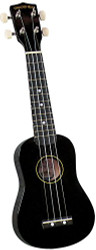 Diamond Head DU-100 Rainbow Soprano Ukulele Black
