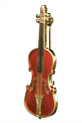 Stradivarius Violin Pi