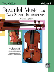 Beautiful Music For Two String Instruments, Book Ii 1