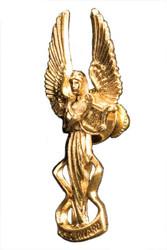 Harmony Jewelry Music Award Pin 24k Gold Plated (FPP565G)