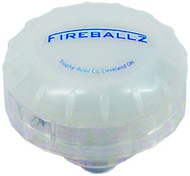 Fireballz Vibration Sensitive LED Cymbal Nut Brilliant Blue (FX14BL)