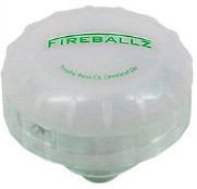 Fireballz Vibration Sensitive LED Cymbal Nut Screaming Green (FX14GR)