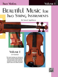 Beautiful Music For Two String Instruments, Book I 2