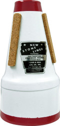 Humes & Berg Stonelined Straight French Horn Mute (121)