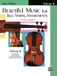 Beautiful Music For Two String Instruments, Book Ii 2