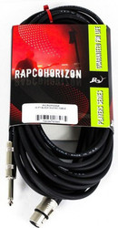 15' Rapco Microphone Cable