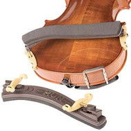 Kun Collapsible Violin Shoulder Rest 4/4 Blac