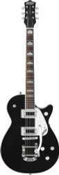 Gretsch G5435T Pro Jet with Bigsby Electric Guitar - Black
