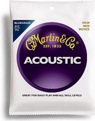 Martin M240 8020 Bronze Acoustic Guitar Strings - Custom