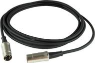 10' Rapco MIDI Cable