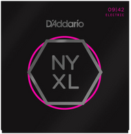 D'ADDARIO NYXL NICKEL ROUND WOUND ELECTRIC GUITAR STRING SET SUPER LIGHT 9-42