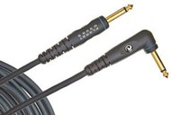 10' Planet Waves Custom Series Instrument Cable,  Right Angle