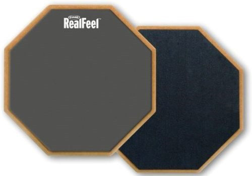 """Evans ReelFeel™ Speed & Workout Practice Pad 2-Sided 12"""" (RF12D)"""