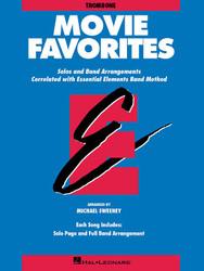 Essential Elements Movie Favorites, Trombone
