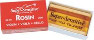 Super Sensitive Light Violin Rosin (SS911)