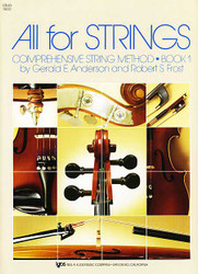 All For Strings Book 1 - Cello