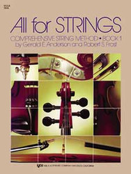 All For Strings Book 1-Viola
