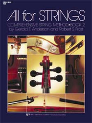 All For Strings Book 2 - String Bass