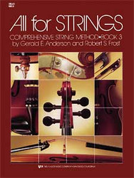 All For Strings Book 3 - Cello