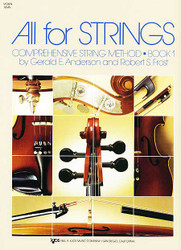 All For Strings 1 Violin