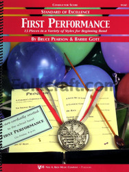 Standard Of Excellence: First Performance - Drum & Mallet Percussion
