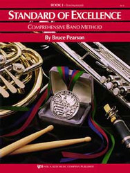 Standard Of Excellence (Soe) Bk 1, Timpani/Auxiliary Percussion