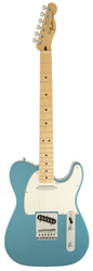 Fender Standard Telecaster Electric Guitar - Lake Placid Blue