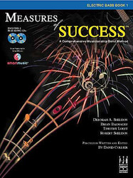 Measures Of Success Electric Bass Book 1