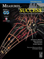 Measures Of Success Percussion Book 1