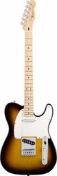 Fender Standard Telecaster Electric Guitar - Brown Sunburst (014-5102-532)
