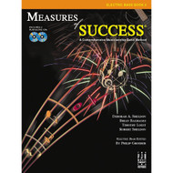 Measures Of Success Electric Bass Book 2