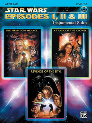 Star Wars: Episodes I, Ii & Iii Instrumental Solos 1