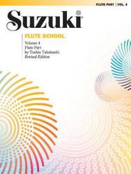 Suzuki Flute School Flute Part, Volume 4