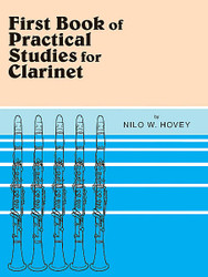 Practical Studies For Clarinet, Book I