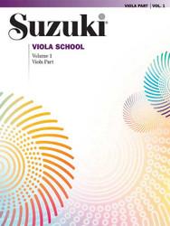 Suzuki Viola School Viola Part, Volume 1