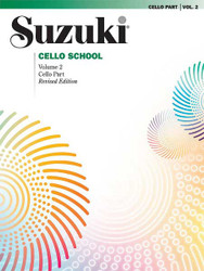 Suzuki Cello School Cello Part, Volume 2