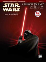 Star Wars Instrumental Solos For Strings (Movies I-Vi) 1