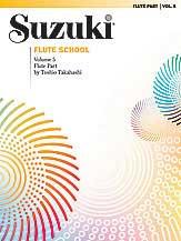 Suzuki Flute School Flute Part, Volume 5
