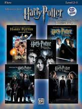 Harry Potter Instrumental Solos (Movies 1-5) 3