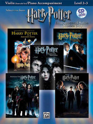Harry Potter Instrumental Solos For Strings (Movies 1-5) 1