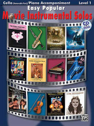 Easy Popular Movie Instrumental Solos For Strings 1