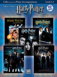 Harry Potter Instrumental Solos For Strings (Movies 1-5) 2
