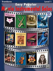 Easy Popular Movie Instrumental Solos 4
