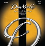 Dean Markley NickelSteel LT 2502 Electric Guitar Strings (.009-.042