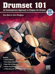 Drumset 101 A Contemporary Approach To Playing The Drums