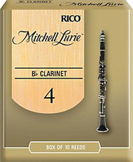 Mitchell Lurie Bb Clarinet Reeds 4.0 10-pack
