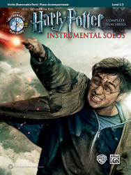 Harry Potter Instrumental Solos For Strings Selections From The Complete Film Series 2