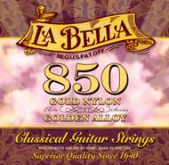 LaBella 850 Elite Gold Nylon Gold Alloy (850)