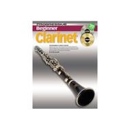 Progressive Beginner Clarinet Peter Gelling - Book/Dvd/Cd