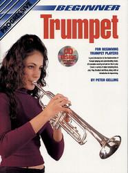 Progressive Beginner Trumpet Peter Gelling - Book/Dvd/Cd